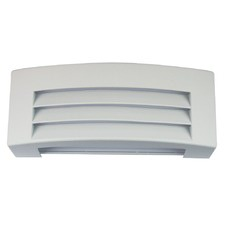 Visor Exterior Bulkhead Light in Tex White
