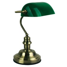 Bankers Touch Lamp