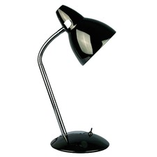 Trax Desk Lamp in Gunmetal