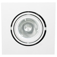 Tango 1 Light MR16 Twist Front Downlight Trim
