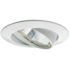 Round Classic MR16 Downlight Trim