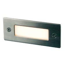 Slot Recessed 12 LED Wall Light