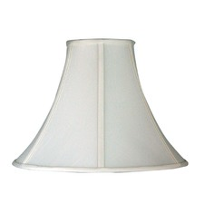 Empire Lamp Shade in Off White