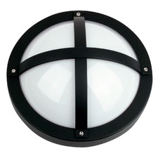 Solo Exterior Bulkhead Wall Light