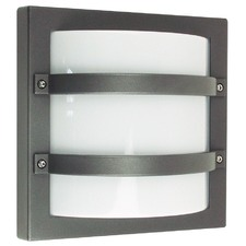 Largo Exterior Bulkhead Wall Light