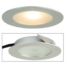 Magro LED Recessed Cabinet Light