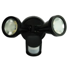 Cadet LED Twin Sensor Flood Light