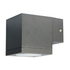 Graphite Kube GU10 Single Light