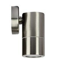 Caltaniss Stainless Steel Wall Sconce