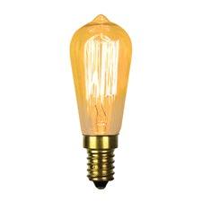 St38 Vintage 25W E14 Filament Lamp (Set of 2)