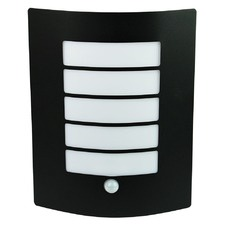 Castellana Sensored Outdoor Wall Light