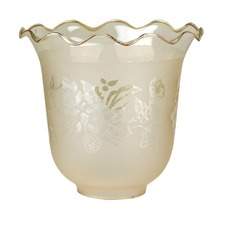 Replica Etched Champagne Glass