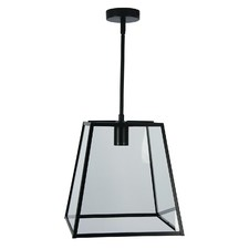 Legnano 1 Light Glass Pendant
