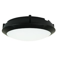 Round Desio LED Oyster Light