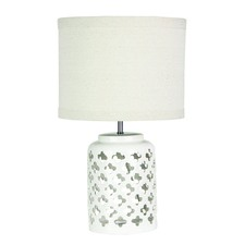 Bolsena Moorish Ceramic Table Lamp