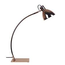 Oslo Arc-Style Table Lamp
