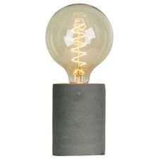 Neba 1 Raw Industrial Lamp Base