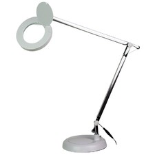 Chioggia Magnifier LED Desk Lamp