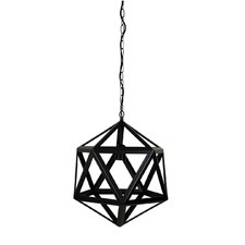 Geo Geometric Single Pendant Light