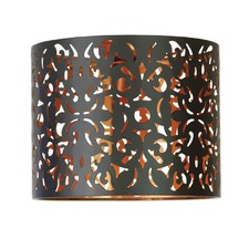 Copper Porto Batten Fix Ceiling Light