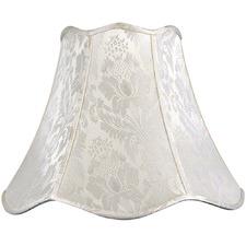 Ivory Pavia Lamp Shade
