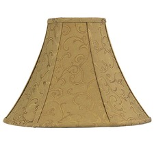 Soft Gold Pavia Lamp Shade
