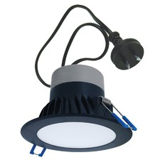 Black Proton LED Downlight