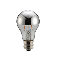 Silver Crown A60 LED Bulb (Set of 2)
