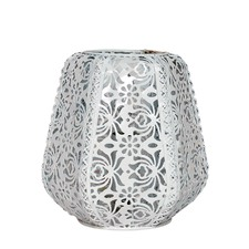 White Lace Table Lamp