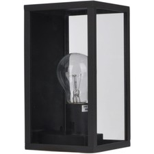 Black Pandora Outdoor Wall Light