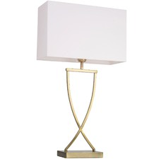 Ferentino Steel Table Lamp