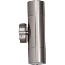Oxley GU10 Steel Outdoor Wall Light