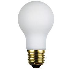 Opal Matte A60 E27 LED Bulb