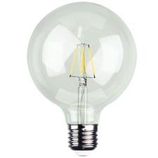 G95 E27 LED Filament Bulbs (Set of 2)