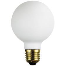 Opal Matte G95 E27 LED Bulbs (Set of 2)