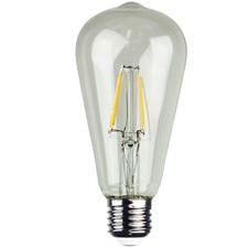 ST64 E27 LED Filament Bulb