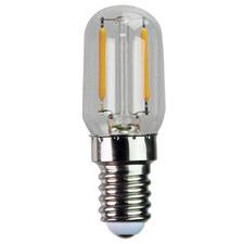 Pilot E14 LED Filament Bulbs (Set of 2)