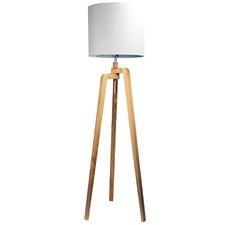 Lund Scandinavian-Style Floor Lamp