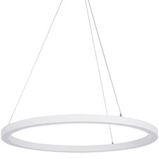 Nebula 40cm LED Halo Pendant Light