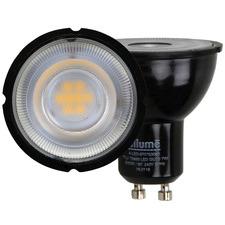 Black GU10 LED Globes (Set of 2)