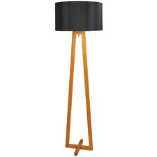 Edra Wooden Floor Lamp