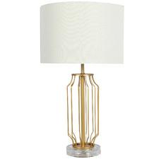 Ware Metal Table Lamp