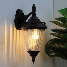 Bova Metal Outdoor Wall Light
