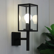 Ferrara Aluminium Outdoor Wall Light