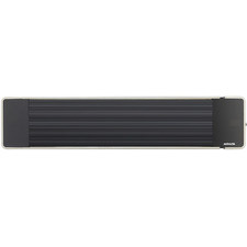 2400W Heller Electric Outdoor Strip Heater with Remote