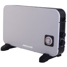 2000W Heller Convection Heater with Timer