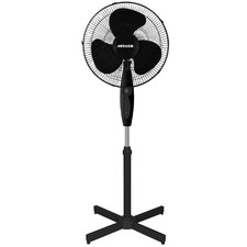 Heller Adjustable Pedestal Fan with Remote Control