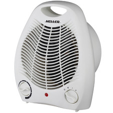 2000W Heller Upright Fan Heater