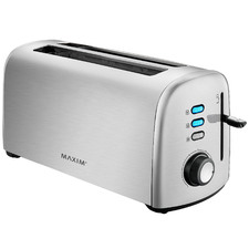 Maxim 4 Slice Stainless Steel Toaster