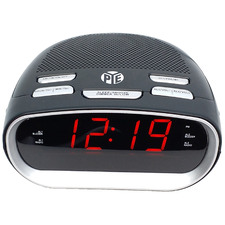 Pye AM/FM Alarm Clock Radio